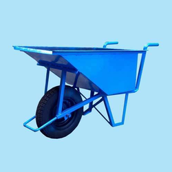 Single Tyre Wheel Barrow