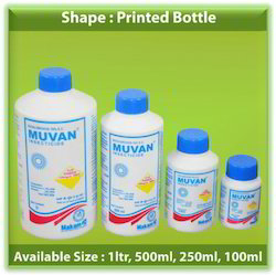 HDPE Printed Bottle