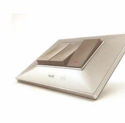 Wavio Plate With Zicono Modular Switch
