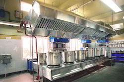 Industrial Canteen Kitchen Equipment's