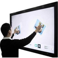 Interactive Touch Screen Display