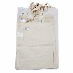 Grey Cotton Bags