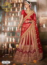 Traditional Bridal Lehenga Choli