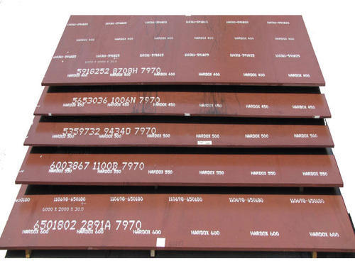 Industrial Metal Hardox 400 450 500 550 600 Plates