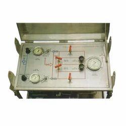 MS Hydraulic Pressure Test Pump System