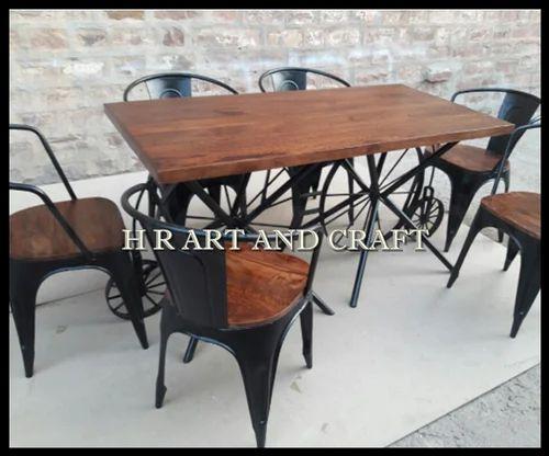 Vintage Cafe Furniture Set