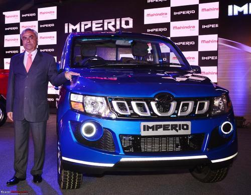 Luxury Cars - Mahindra Imperio DC VX Car Wholesale Distributor from