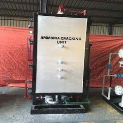 Ammonia Gas Cracking Unit