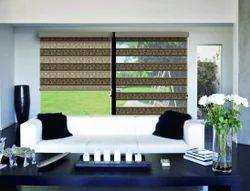 Designer Jacquard Zebra Blind