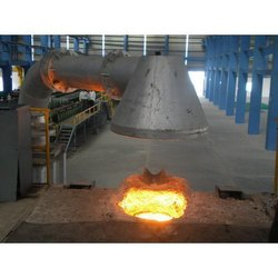 Argon Oxygen Decarburization Vessel
