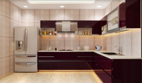 Modular Kitchens Royal Modular Kitchen Manufacturer From Delhi