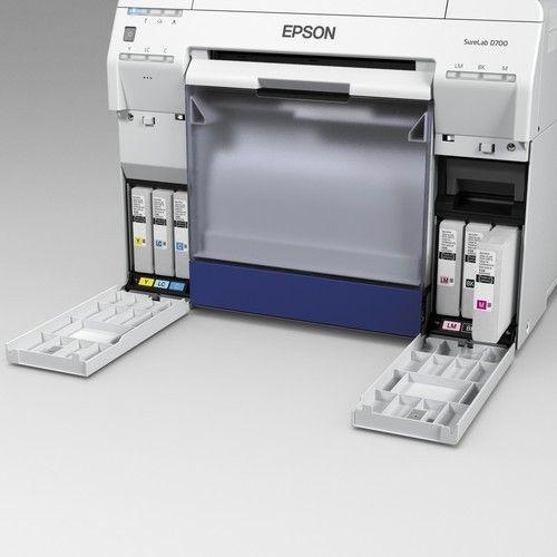Minilab Photo Printer - Epson SL-D700 Minilab Photo Printer