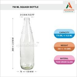 750 Ml Squash Bottle
