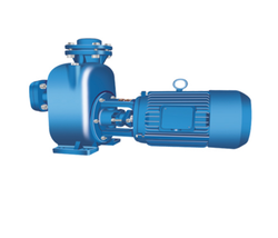 Self Priming Mud Monoblock Pump