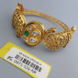 Antique Kundan Kada