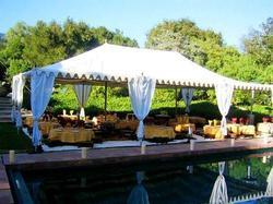 Party Tent Structure