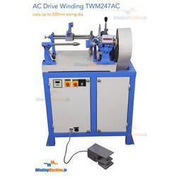 TWM247AC Drive Controlled Transformer Winding Machine