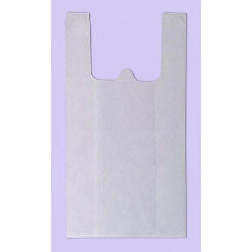 PP Market Quality W Cut Bag - Plain