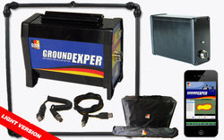 DRS Ground Exper LIGHT Metal Detector