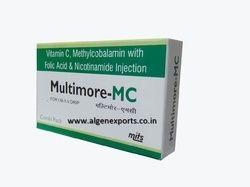 Methylcobalamin With Folic Acid, Vitamin C & Nicotinamide