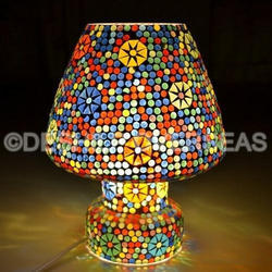 Mosaic Decorative Table Lamps
