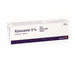 Anaesthetics - Xylocaine Ointment Exporter from New Delhi
