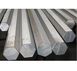 Hexagonal Steel Bars