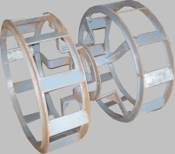 MS Tractor Cage Wheel