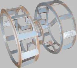 Sonalika Garden Tractor Cage Wheel