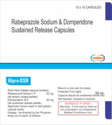 Ripro Dsr Medicine