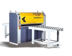 Twin Side Laminating Roller Press