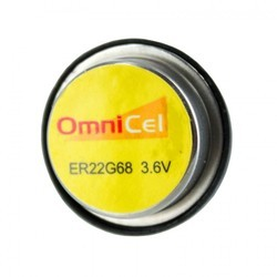 OMNICEL ER2268 (Li-SOCI2) Batteries