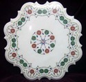 Stone Marble Inlay Table Top