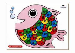 ABC Fish Puzzle