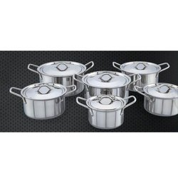 Stainless Steel Stew Pan