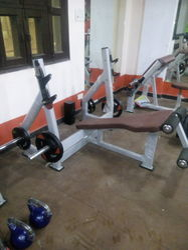 Adjustable Decline Gym Bench