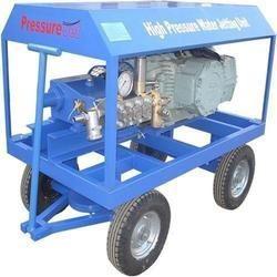 High Pressure Water Jetting Equipment