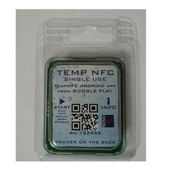 NFC Temperature Data Logger Recorder