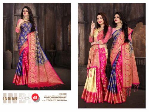 34d06f86b31fa Silk Zone - Kanjivaram Soft Silk Saree Wholesale Trader from Surat