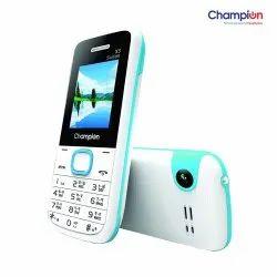 Champion X3 Sultan X3 Sultan (White-Blue)