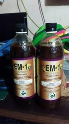 EM (Effective Microorganism) Solution)