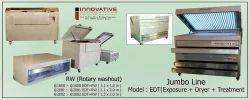 Jumbo Line Photopolymer Plate Making Machine - 2002 RW
