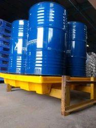 spill containment Drum Plastic Pallets