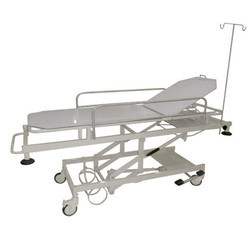 Emergency Cum Recovery Trolley