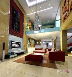 Club House Interior Design Services