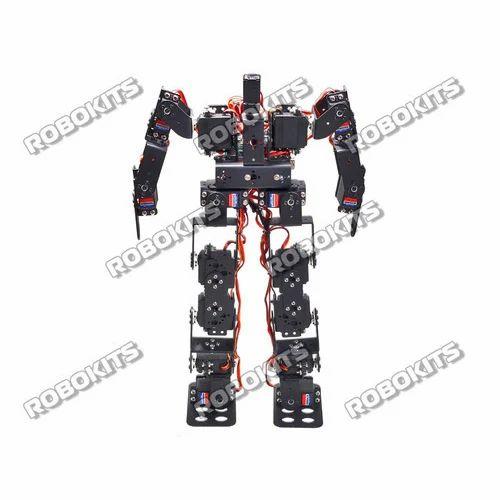 Robots perfk 7 Degree of Freedom DIY Assembled Robot Arm Kit