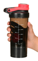 I Shake Dynamize 2 In 1 Shaker Bottle