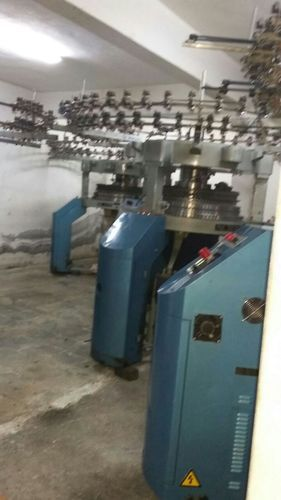 USED PAILUNG CIRCULAR KNITTING MACHINES