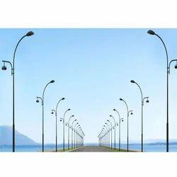 MS Highway Light Pole