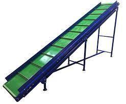 Inclined Conveyor Belt